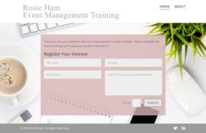 Rosie Ham Event Management