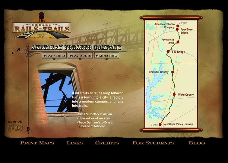 Bridging Rails to Trails