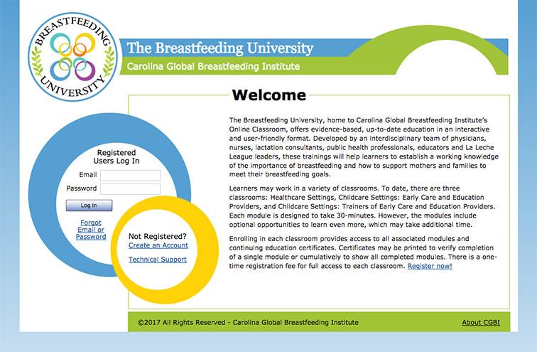 The Breastfeeding University