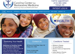 Carolina Center for Restorative Medicine
